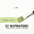 52 Inspirations 2008 preview