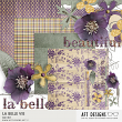 La Belle Vie #digitalscrapbooking mini kit by AFT designs