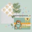 Card Sample uses Honey Love Collection by Amanda Fraijo-Tobin #cards #papercrafts #digitalscrapbooking