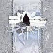 "Digital Scrapbooking layout by AFT designs ""Winter's Beauty"""