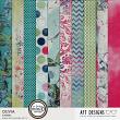 Olivia digital scrapbooking printable backgrounds by AFT designs | #aftdesigns #digitalscrapbook