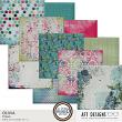Olivia digital scrapbooking Papers by AFT designs @Oscraps.com #digitalscrapbook #tween #teen #scrapbook
