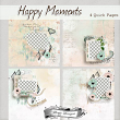 Happy Moments { Album PU } by Florju Designs