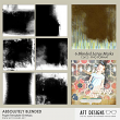 "Digital Scrapbooking large photo mask background blenders ""Absolutely Blended"" by AFT designs"