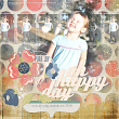 Oh happy Day digital scrapbooking layout by Amanda Fraijo-Tobin AFT Designs - using Absolutely Blended Background Blending Paper Templates