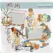 Hello July {Cluster PACK 2 PU} by Florju Designs
