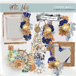 Hello July {Cluster PACK 3 PU} by Florju Designs