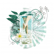 Digital Scrapbooking Layout by Amanda Fraijo-Tobin AFT Designs #oscraps #digiscrapbook #memorykeeping
