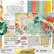 Here and There Digital Scrapbooking Bundle by AFT Designs @Oscraps.com - #oscraps #printables #digitalscrapbooking