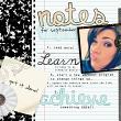 Digital Scrapbooking back to school layout idea by AFT Designs - Amanda Fraijo-Tobin