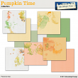 Pumpkin Time Collection by Aftermidnight Design. Papers