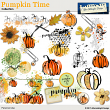 Pumpkin Time Collection by Aftermidnight Design, Elements