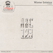 Winter Solstice Alpha by On A Whimsical Adventure