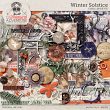 Winter Solstice Elements by On A Whimsical Adventure
