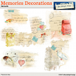 Memories Decorations by Aftermidnight Design