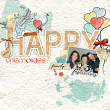 Family festivities by Marie Orsini using Memories Papers by Aftermidnight Desig