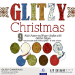 Layer Styles - Glitzy Christmas by AFT Designs - Amanda Fraijo-Tobin @Oscraps.com #digitalscrapbooking #photoshop #pse