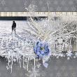 """Winter"" #digitalscrapbooking layout by AFT Designs - Amanda Fraijo-Tobin @Oscraps.com"