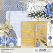 Winter Fantasy Mini Kit by AFT Designs - Amanda Fraijo-Tobin @Oscraps.com | #oscraps #printables
