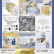 Winter Fantasy Bundle by AFT Designs - Amanda Fraijo-Tobin @Oscraps.com | #oscraps #printables