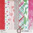 My Sweet Digital Scrapbooking Papers by AFT Designs - Amanda Fraijo-Tobin @Oscraps.com | #aftdesigns #oscraps #digiscraps