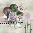 Almost Spring Digital Scrapbook Kit by Vicki Robinson sample page 4