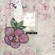 Almost Spring Digital Scrapbook Kit by Vicki Robinson sample page 8