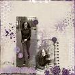 Almost Spring Digital Scrapbook Kit by Vicki Robinson sample page 10