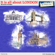 It is all about LONDON Transfers/Overlays by Aftermidnight Design