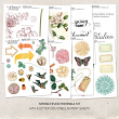 Spring Fever Printable Kit by On A Whimsical Adventure