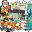 Digital Scrapbook Kit by Vicki Stegall Designs @ Oscraps.com - Sunshine & Daydreams