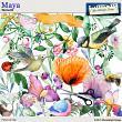 Maya Elements 1 by Aftermidnight Design