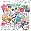 Summer Lovin' Elements 1 for Digital Scrapbooking by Vicki Stegall Designs available at Oscraps.com