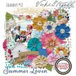 Summer Lovin' Elements 2 for Digital Scrapbooking by Vicki Stegall Designs available at Oscraps.com