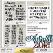 Bundle: Mixed Alphabet AFT Designs - Amanda Fraijo-Tobin @oscraps.com