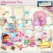 Afternoon Tea Elements by Aftermidnight Design