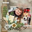 Snickerdoodle Designs Digital Scrapbook Kit