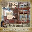 Honoring My Heritage - Add On by Idgie's Heartsong