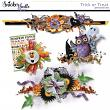 Trick or Treat by Clusters by Snickerdoodle Designs