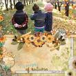 Fall Follies Layout by Chrissy