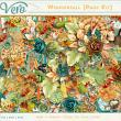 Wonderfall Page Kit Preview by Vero