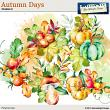 Autumn Days Clusters 2 by Aftermidnight Design