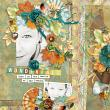 Layout using Wonderfall Mega Collection by Vero