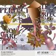 Plum Perfect Mini Kit by AFT Designs - Amanda Fraijo-Tobin @Oscraps.com