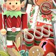 Christmas Memories Kit Detail by Snickerdoodle Designs