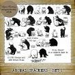 ANIMAL CRACKERS - Set 1 by Idgie's Heartsong