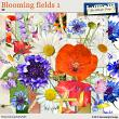Blooming fields 1 by Aftermidnight Design