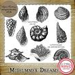 Midsummer Dreams Stamps by Idgie's Heartsong