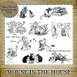 Mouse in the House by Idgie's Heartsong