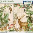 Nordic Woods Kit by Aftermidnight Design